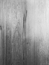 Wood panel grain.