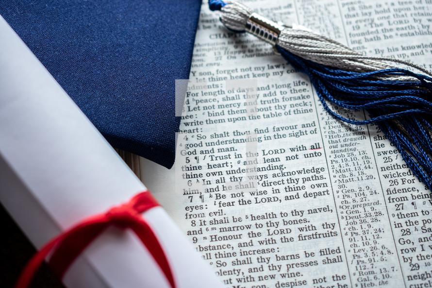 graduation scripture