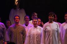 Church choir.