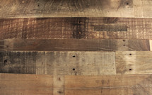 wood floor background  - reclaimed oak shipping palettes
