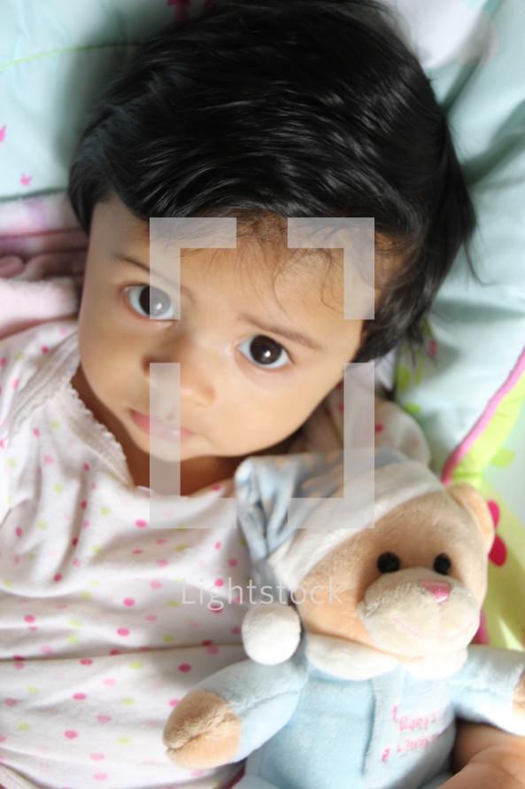 Infant Ready to Sleep