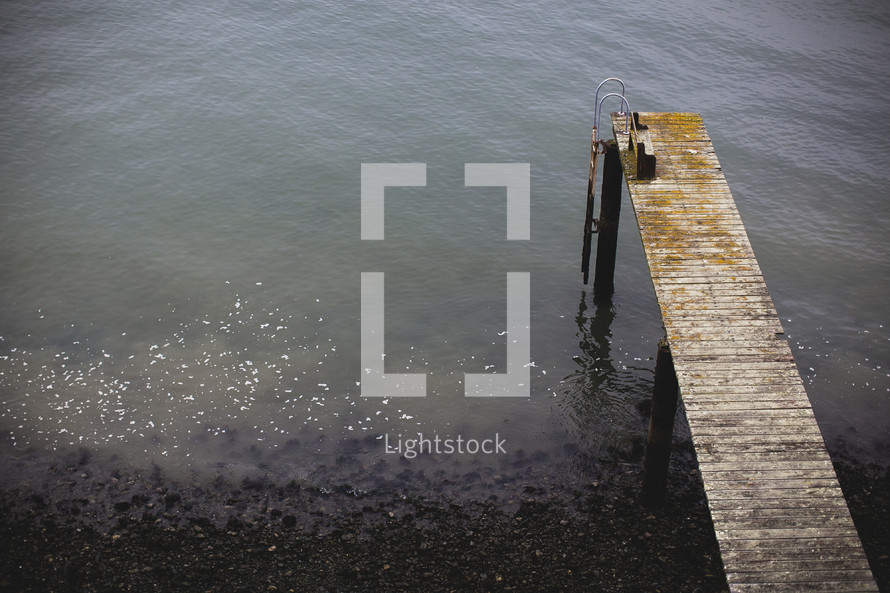 dock and the ocean