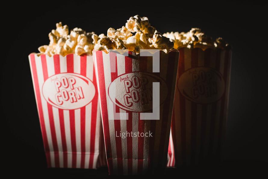 popcorn for movie night