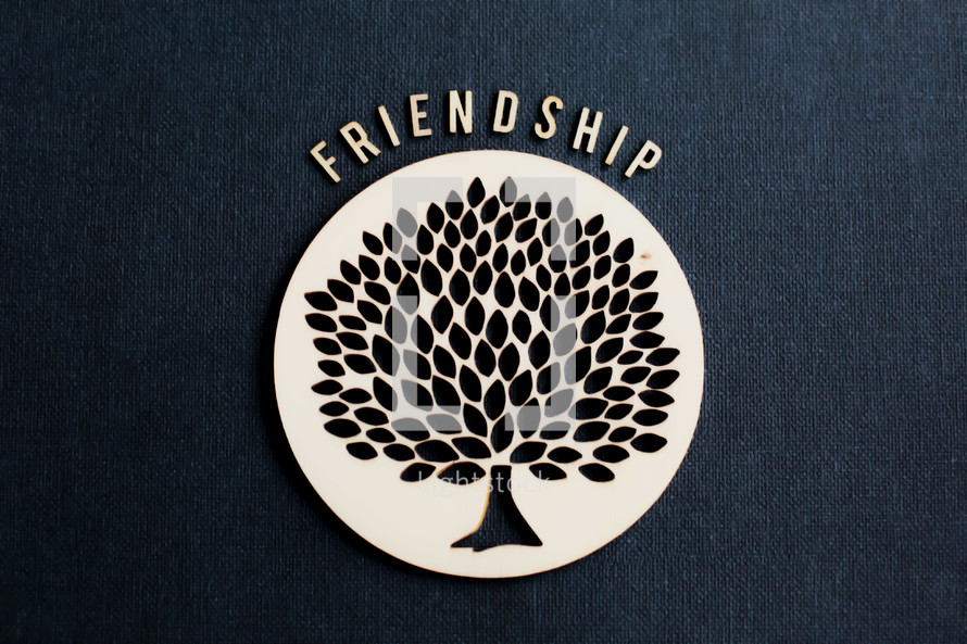Friendship and tree
