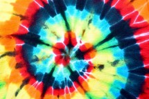 rainbow tie dye background