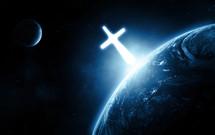 cross over Earth