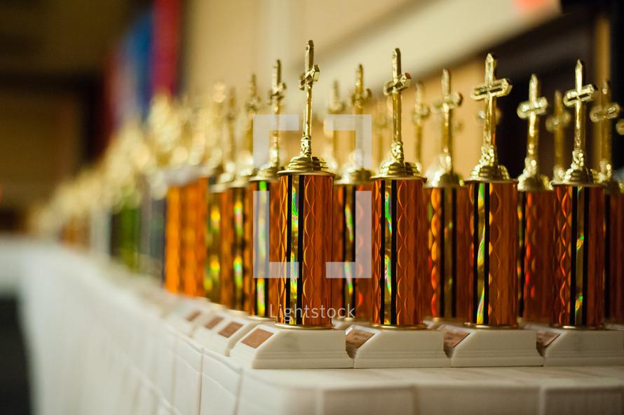 cross trophies