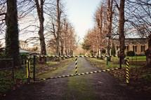 gate in Oxford