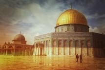A golden dome