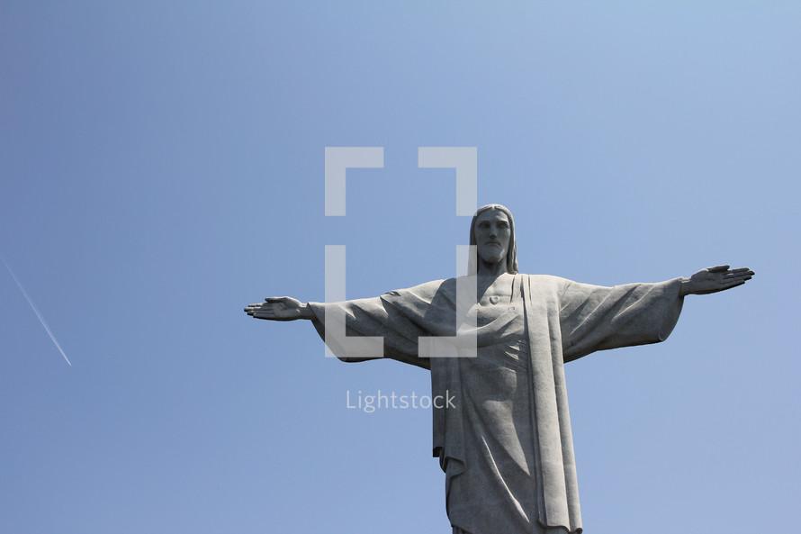 Cristo Redentor. Christ, The Redeemer. Christ. Jesus. Idols. Symbol of Jesus. Symbol of Christ.