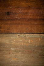 Brown and green wood textures