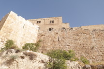 fortress walls Jerusalem