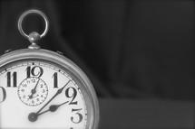 Alarm clock face time 2:00