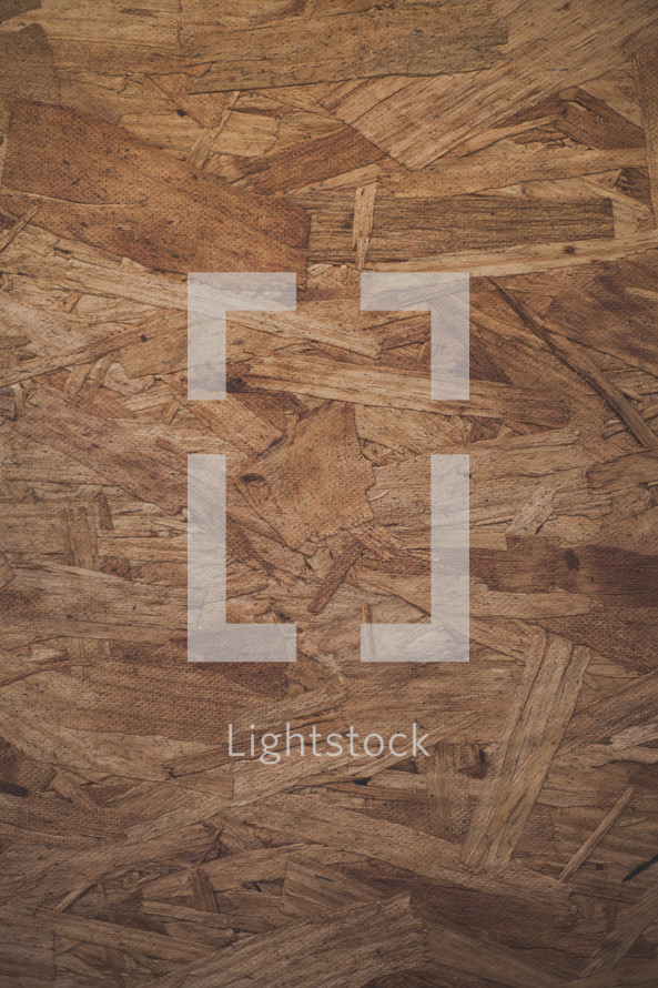 Pressed board plywood.