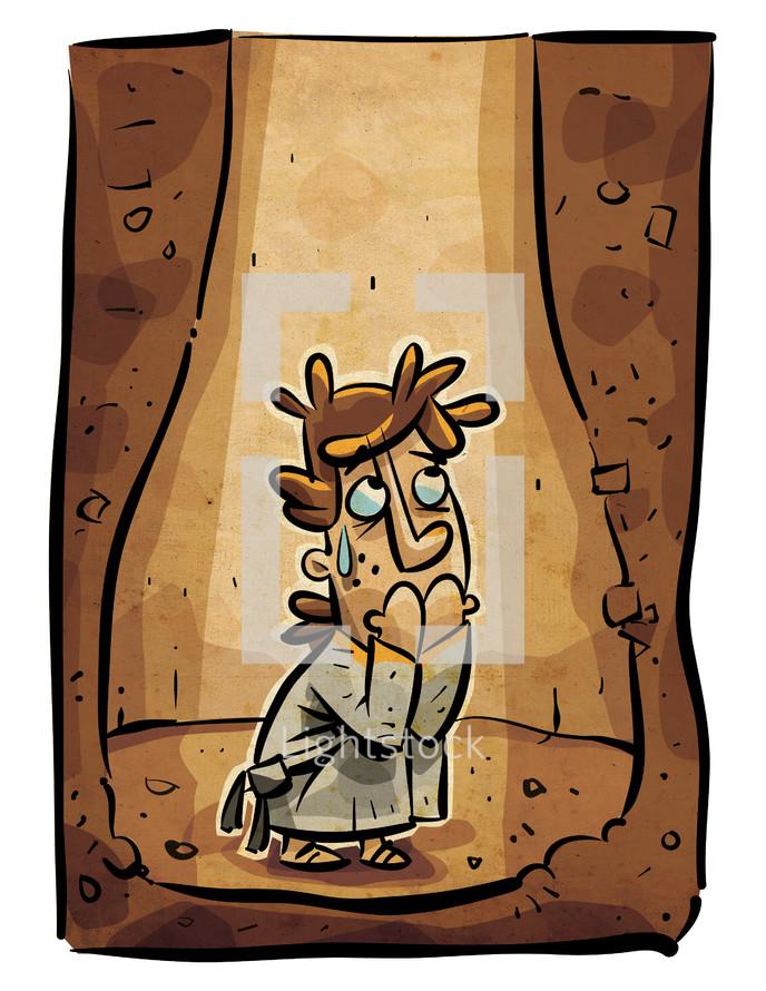 Joseph, biblical figure, illustration