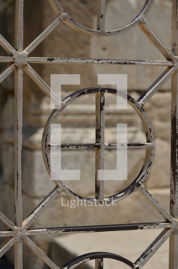 Gate at Capernaum