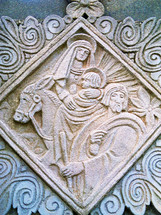 Joseph Mary and Jesus