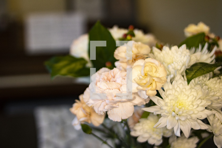White flowers in a vase photo by michael m lightstock white flowers in a vase mightylinksfo