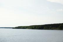 lake shore line