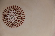decorative ceiling painting