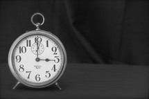 Alarm clock 3:00