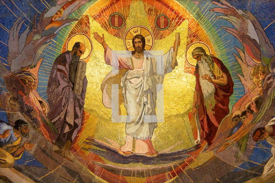 The Transfiguration of Jesus