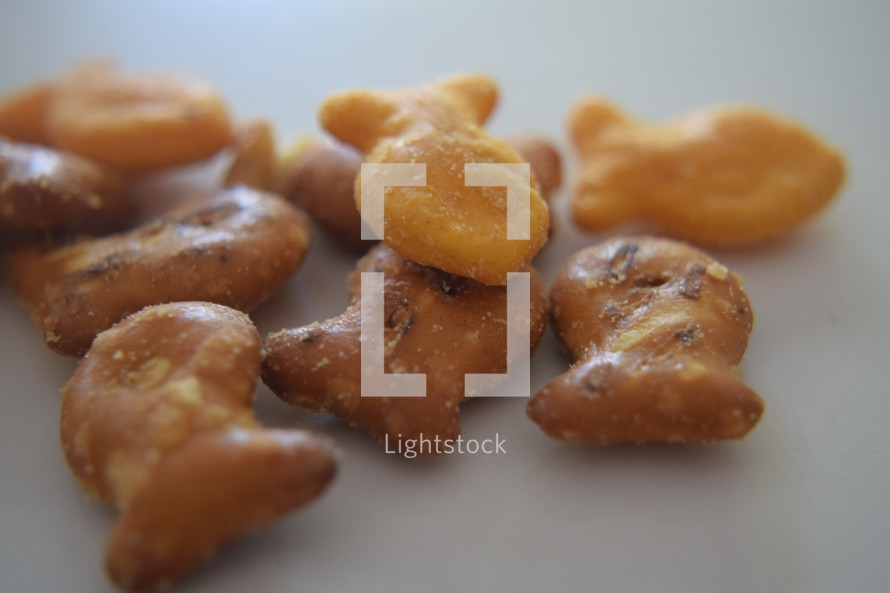goldfish crackers snack foods