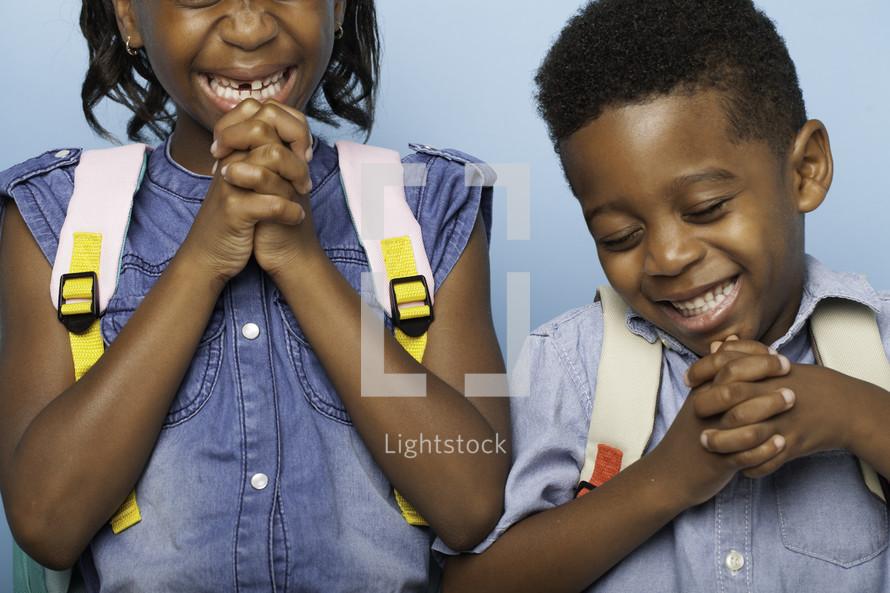 first day of school prayers