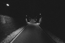 Tunnel, Black & White