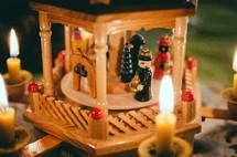vintage Christmas decoration