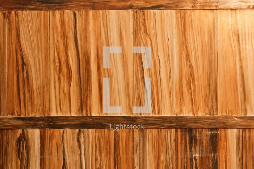 texture - wood slats - unpainted