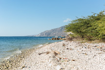 Beach in Haiti