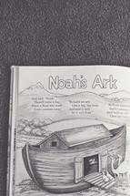 A children's book about Noah's Ark.
