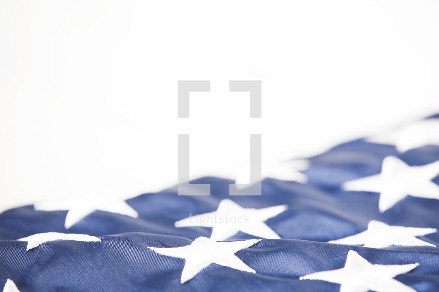 stars on an American flag