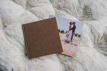 Wedding albums.