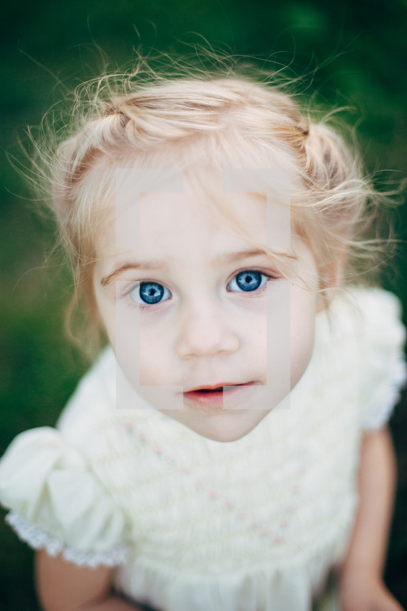 eyes of an innocent child