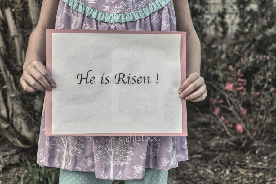 He is Risen !