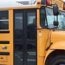school bus doors