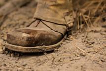 dusty boot