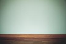 wall wall and wood floor
