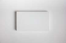 stack of white blank paper