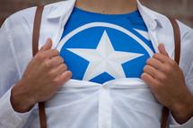 Avenger - Undercover Super Hero