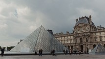 The Louvre, Paris, France.