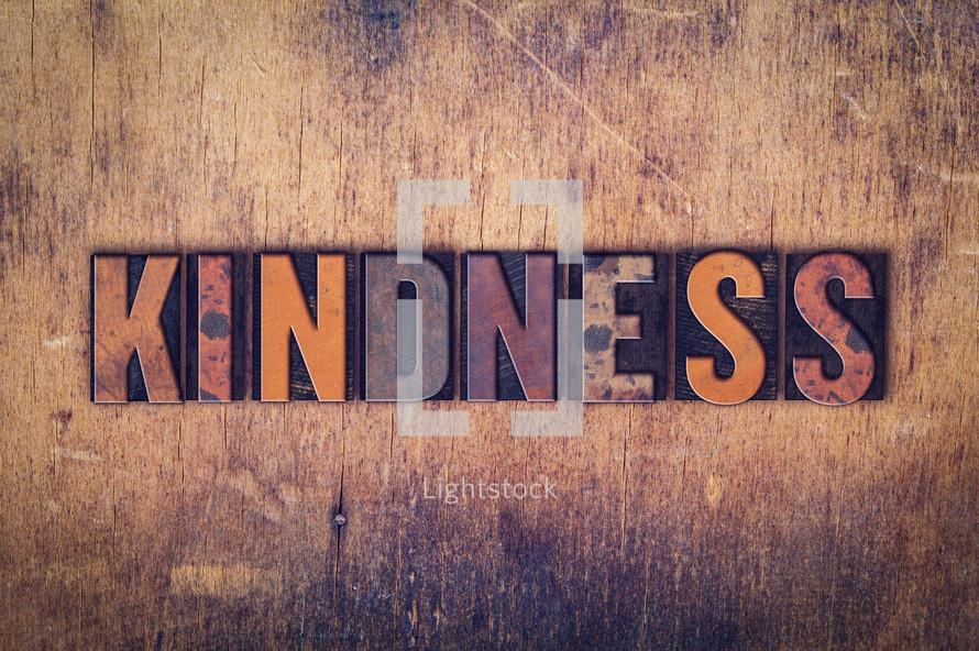 word kindness