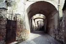 Orvieto alley
