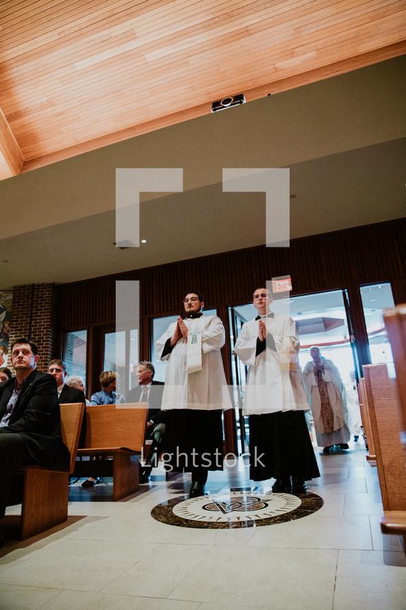 Catholic Church Processional