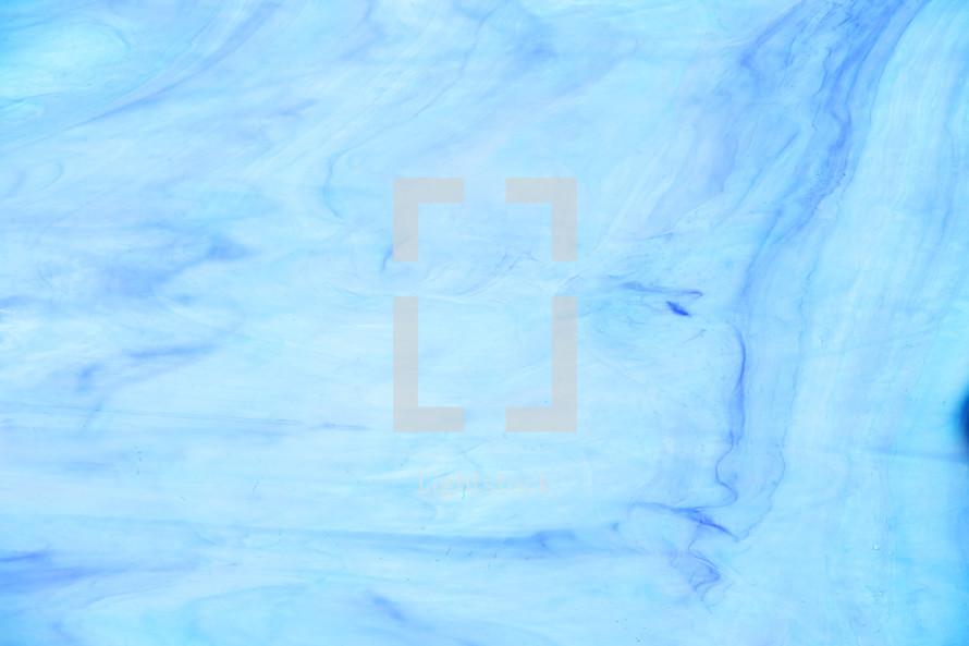 blue swirled background
