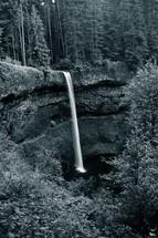 Silverfalls waterfall
