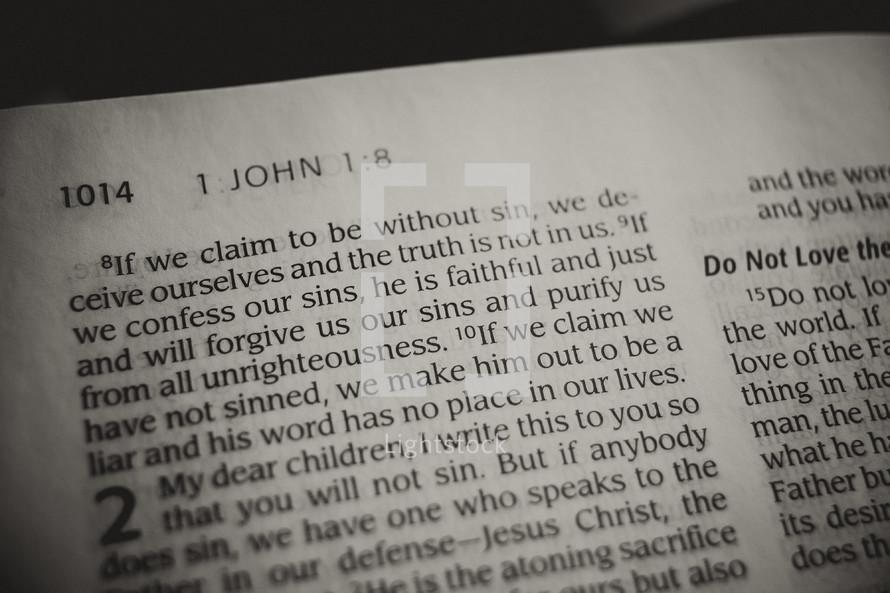 John 1:8