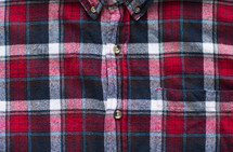 flannel plaid shirt